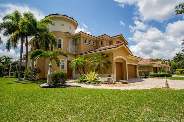 12226 NW 49th St, Coral Springs, FL 33076 (MLS #A10668619) :: RE/MAX Presidential Real Estate Group