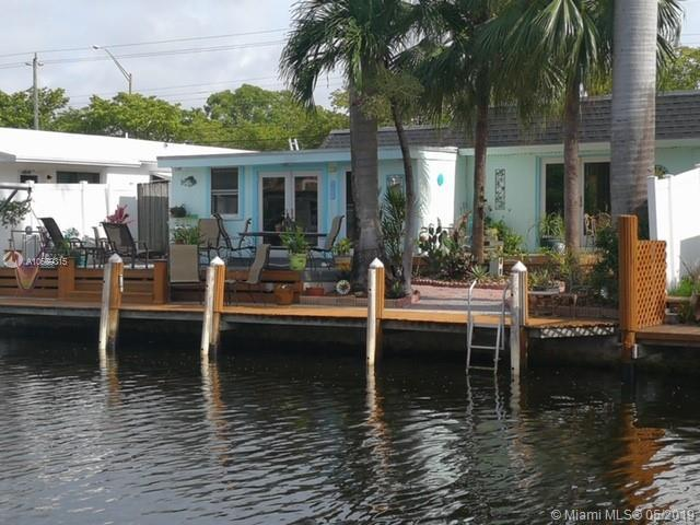1445 NW 10th St, Dania Beach, FL 33004 (MLS #A10669315) :: Grove Properties