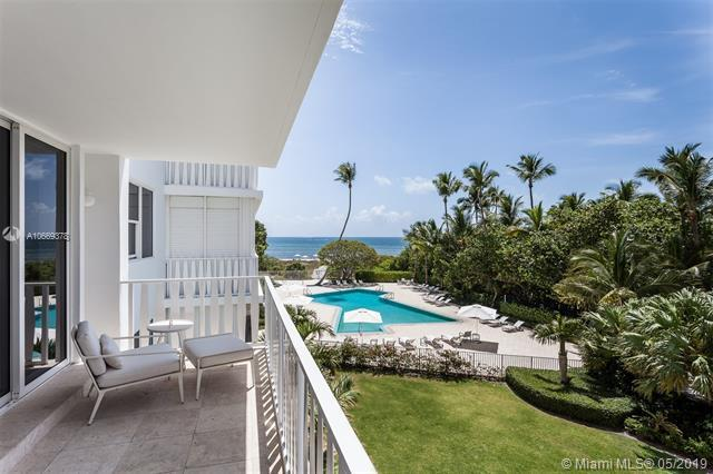200 Ocean Lane Dr #304, Key Biscayne, FL 33149 (MLS #A10669378) :: Ray De Leon with One Sotheby's International Realty