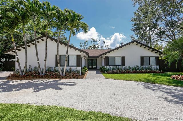 12591 SW 82nd Ave, Pinecrest, FL 33156 (MLS #A10669732) :: Green Realty Properties