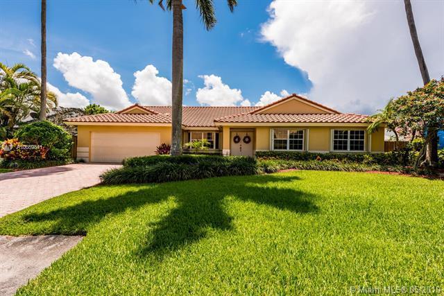15020 SW 153rd Pl, Miami, FL 33196 (MLS #A10669841) :: Green Realty Properties