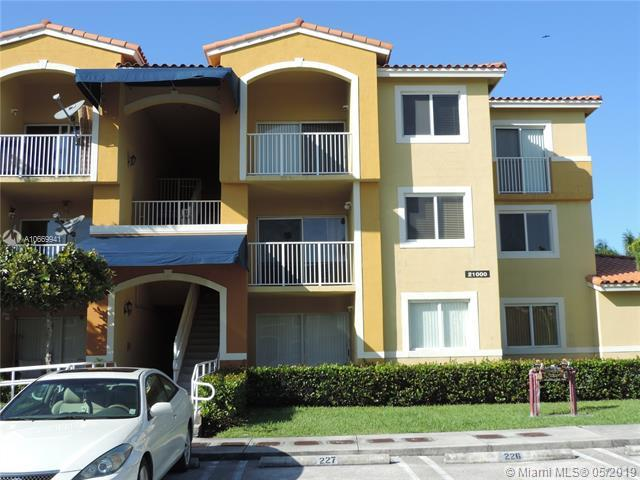 21000 SW 87th Ave #207, Cutler Bay, FL 33189 (MLS #A10669941) :: Green Realty Properties