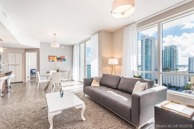 601 NE 27th St #1406, Miami, FL 33137 (MLS #A10669982) :: Green Realty Properties