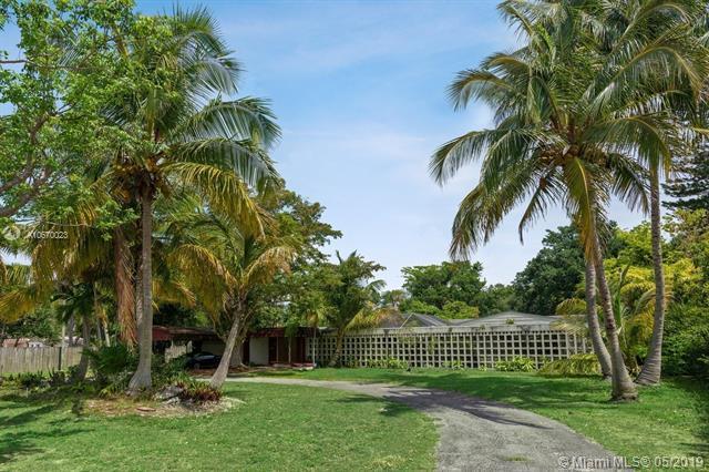 7601 SW 132nd St, Pinecrest, FL 33156 (MLS #A10670023) :: Green Realty Properties