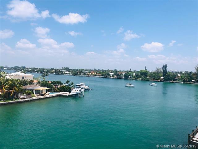 8530 Byron Ave #504, Miami Beach, FL 33141 (MLS #A10670410) :: Green Realty Properties