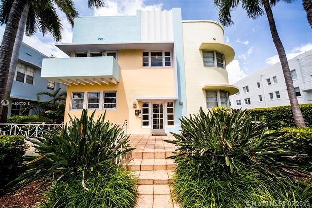 760 Euclid Ave #103, Miami Beach, FL 33139 (MLS #A10670918) :: Berkshire Hathaway HomeServices EWM Realty