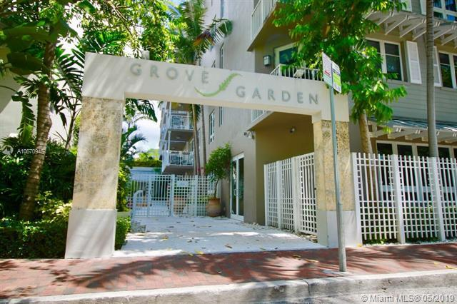 3540 Main Hwy #303, Miami, FL 33133 (MLS #A10670945) :: RE/MAX Presidential Real Estate Group