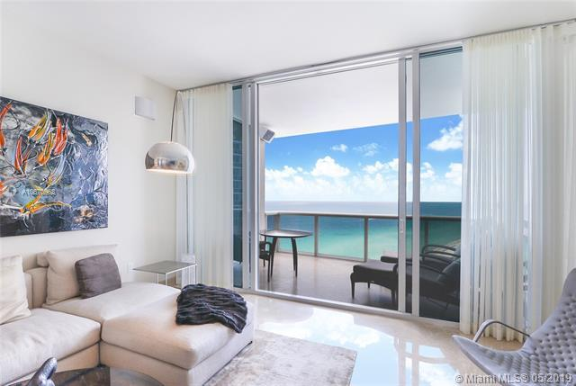 18101 Collins Ave #3702, Sunny Isles Beach, FL 33160 (MLS #A10670963) :: The Paiz Group