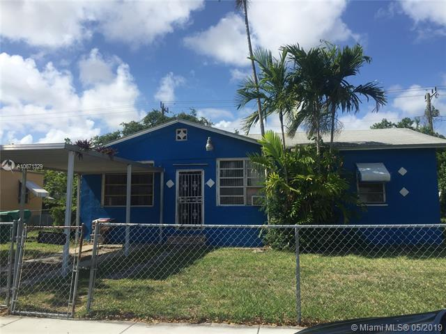 915 NW 59th St, Miami, FL 33127 (MLS #A10671329) :: The Teri Arbogast Team at Keller Williams Partners SW