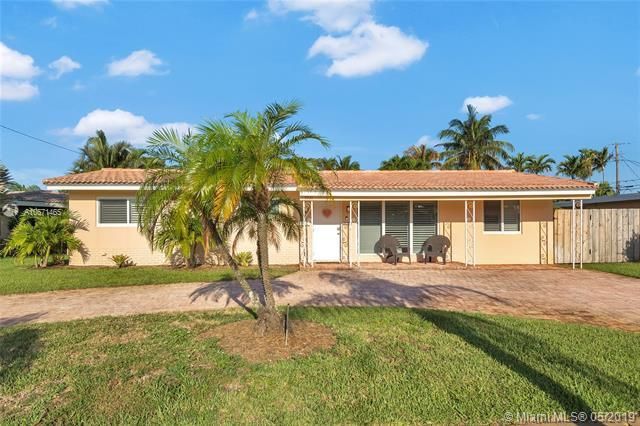 5931 NE 21st Ln, Fort Lauderdale, FL 33308 (MLS #A10671465) :: RE/MAX Presidential Real Estate Group