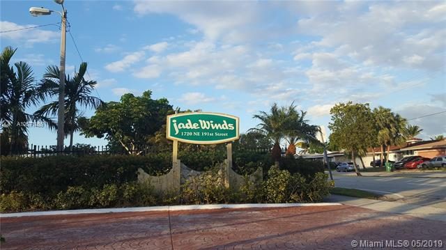 1780 NE 191st St 714-2, Miami, FL 33179 (MLS #A10671466) :: Grove Properties