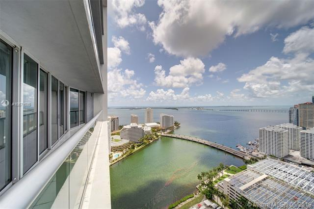 495 Brickell Ave #3511, Miami, FL 33131 (MLS #A10671535) :: Green Realty Properties