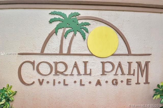9850 Royal Palm Blvd #9850, Coral Springs, FL 33065 (MLS #A10671878) :: The Brickell Scoop