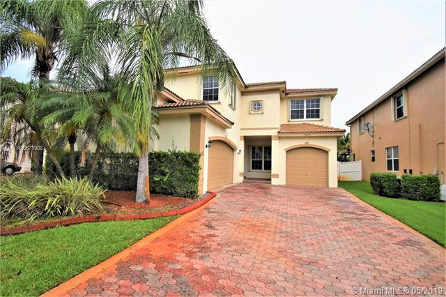 15473 SW 19th St, Miramar, FL 33027 (MLS #A10671908) :: RE/MAX Presidential Real Estate Group