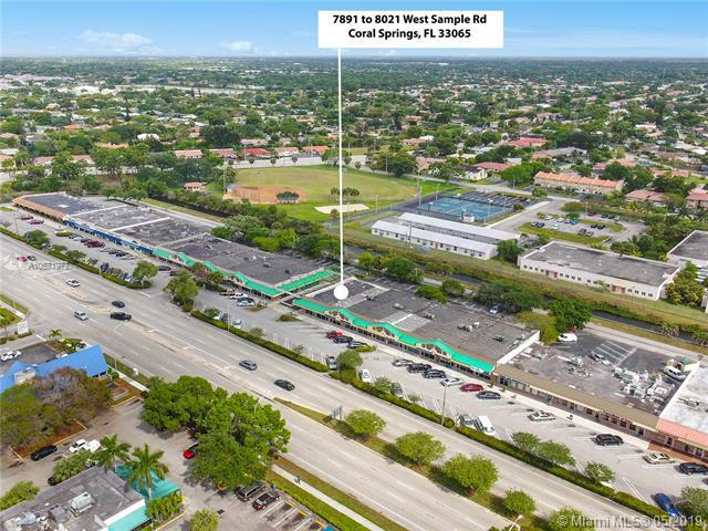 7891 W Sample Rd, Coral Springs, FL 33065 (MLS #A10671977) :: RE/MAX Presidential Real Estate Group