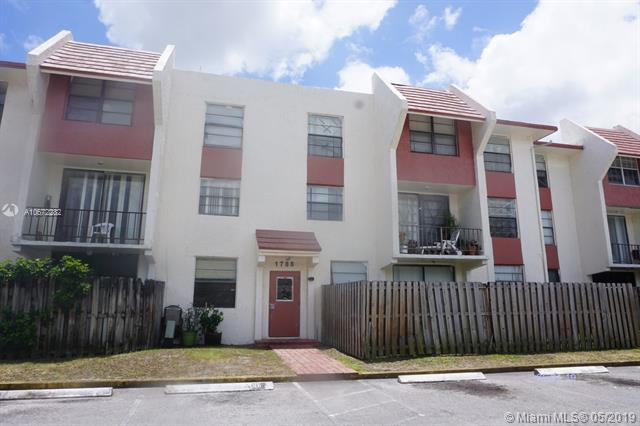 1788 NW 55th Ave #204, Lauderhill, FL 33313 (MLS #A10672282) :: The Riley Smith Group