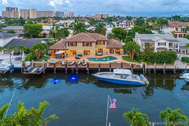2819 NE 38th St, Fort Lauderdale, FL 33308 (MLS #A10672350) :: Green Realty Properties