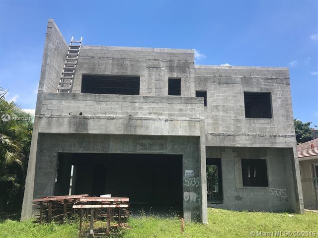 5735 SW 35th St, Miami, FL 33155 (MLS #A10672451) :: Grove Properties