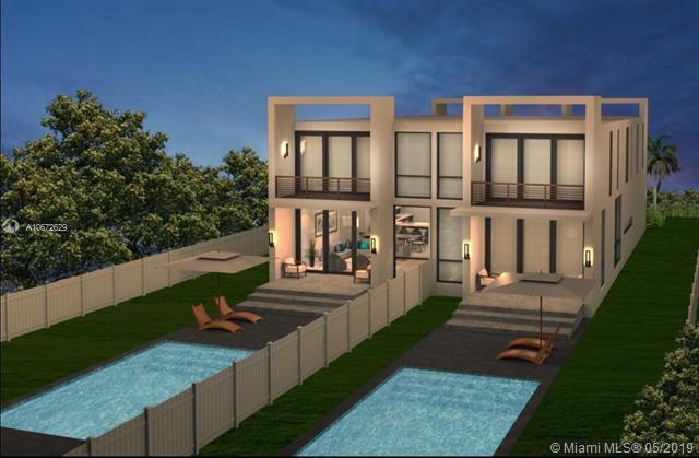 3268 SW 23rd Ter, Miami, FL 33145 (MLS #A10672629) :: Grove Properties
