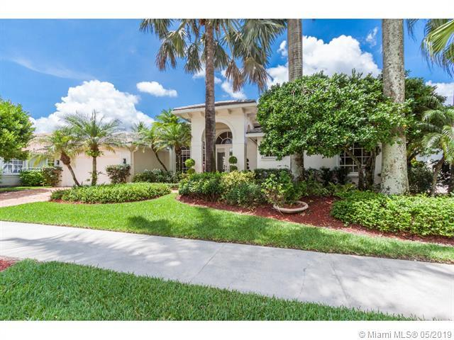 2497 Eagle Watch Ln, Weston, FL 33327 (MLS #A10672821) :: The Riley Smith Group