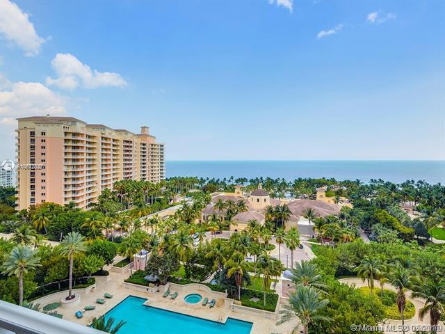 785 Crandon Blvd #1102, Key Biscayne, FL 33149 (MLS #A10672827) :: Green Realty Properties
