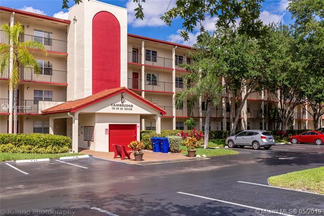 1101 SW 128th Ter 308C, Pembroke Pines, FL 33027 (MLS #A10672898) :: The Teri Arbogast Team at Keller Williams Partners SW