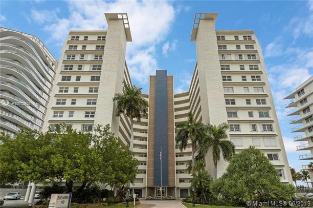 710 N Ocean Blvd #1202, Pompano Beach, FL 33062 (MLS #A10672944) :: The Brickell Scoop