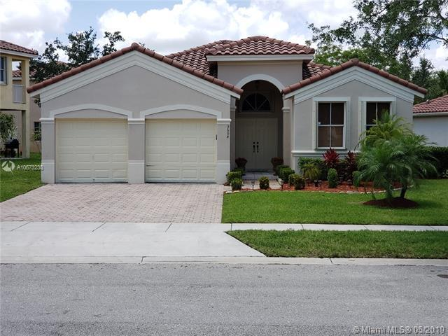 3604 SW 165th Ave, Miramar, FL 33027 (MLS #A10673238) :: RE/MAX Presidential Real Estate Group