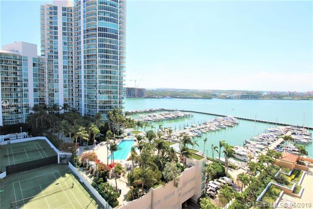 90 Alton #1401, Miami Beach, FL 33139 (MLS #A10673321) :: The Paiz Group
