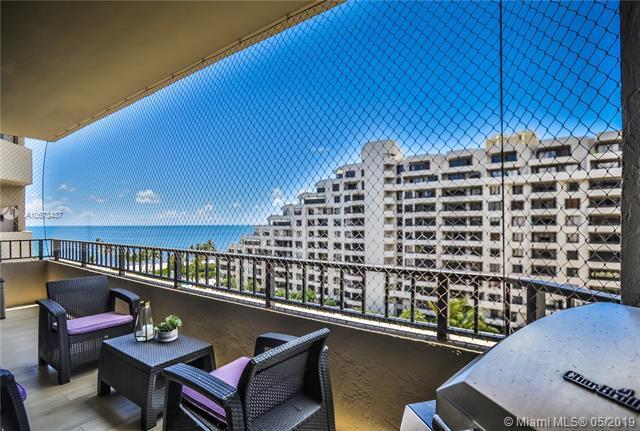 251 Crandon Blvd #830, Key Biscayne, FL 33149 (MLS #A10673437) :: Green Realty Properties