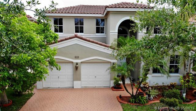 3849 SW 164th Ter, Miramar, FL 33027 (MLS #A10673992) :: RE/MAX Presidential Real Estate Group
