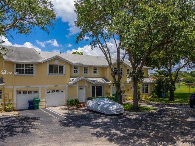 5270 SW 121st Ave #5270, Cooper City, FL 33330 (MLS #A10674056) :: RE/MAX Presidential Real Estate Group