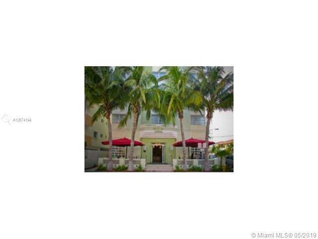 4130 Collins Av #706, Miami Beach, FL 33140 (MLS #A10674194) :: Grove Properties