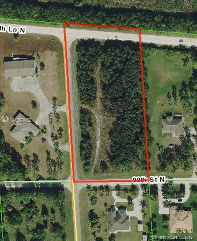 0 99th St, Un - Incorporated Pb County, FL 33412 (MLS #A10674433) :: RE/MAX Presidential Real Estate Group