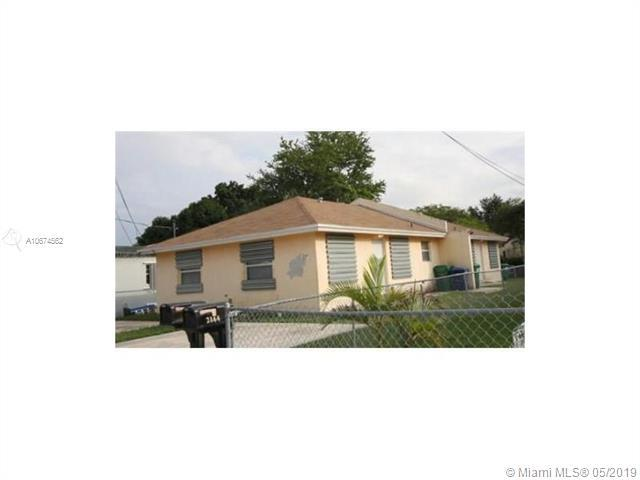 2142 NW 45th St, Miami, FL 33142 (MLS #A10674562) :: The Riley Smith Group