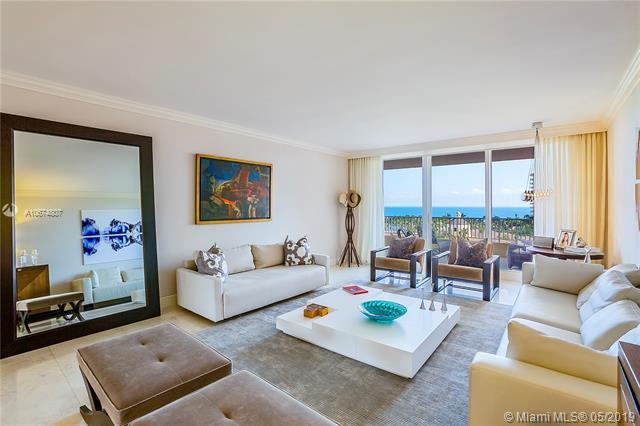 781 Crandon Blvd #802, Key Biscayne, FL 33149 (MLS #A10674807) :: Prestige Realty Group