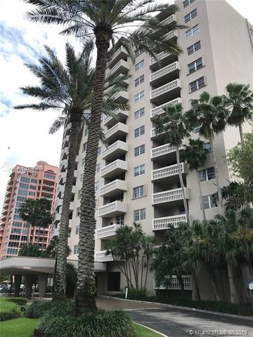 90 Edgewater Dr #802, Coral Gables, FL 33133 (MLS #A10674999) :: Prestige Realty Group