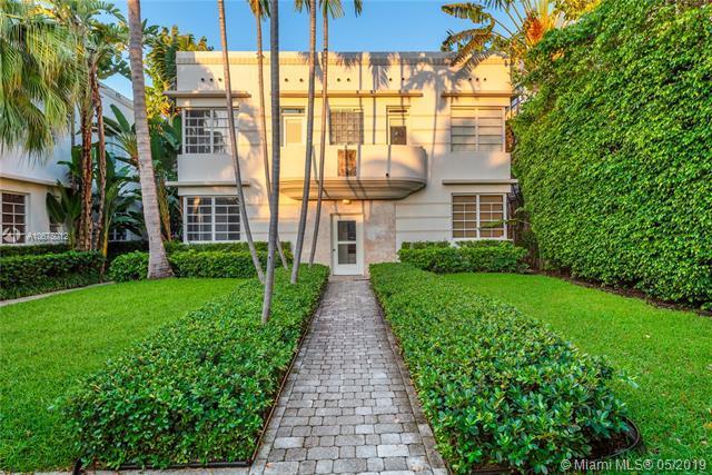 1569 Michigan Ave #10, Miami Beach, FL 33139 (MLS #A10675012) :: Grove Properties