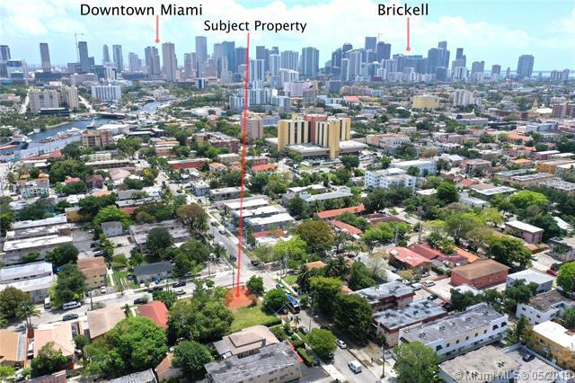 1101 NW 5th St, Miami, FL 33128 (MLS #A10675135) :: Green Realty Properties