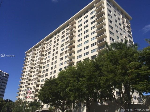 340 Sunset Dr #407, Fort Lauderdale, FL 33301 (MLS #A10675189) :: RE/MAX Presidential Real Estate Group