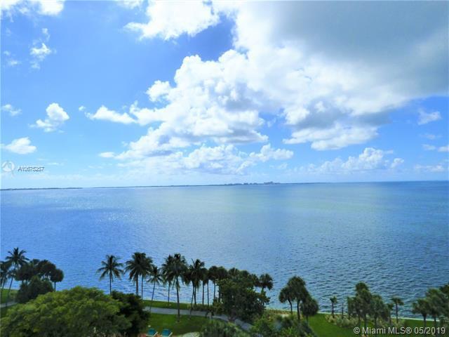 2 Grove Isle Dr B1001, Miami, FL 33133 (MLS #A10675257) :: Green Realty Properties