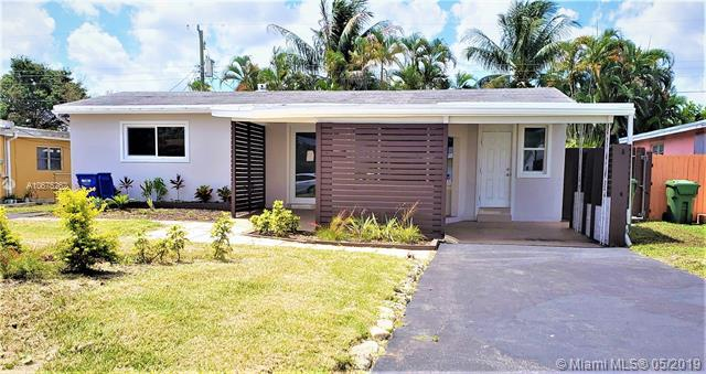 6940 SW 10th St, Pembroke Pines, FL 33023 (MLS #A10675262) :: Green Realty Properties