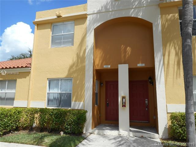 4021 NW 90th Ave #4021, Sunrise, FL 33351 (MLS #A10675318) :: RE/MAX Presidential Real Estate Group