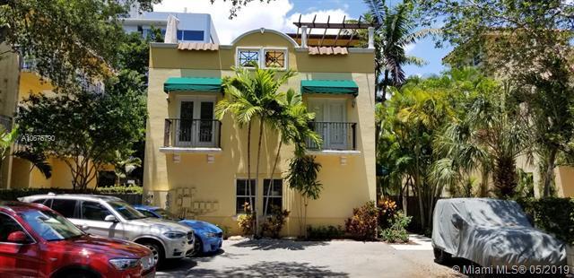 2859 Coconut Ave #2859, Miami, FL 33133 (MLS #A10675790) :: Prestige Realty Group