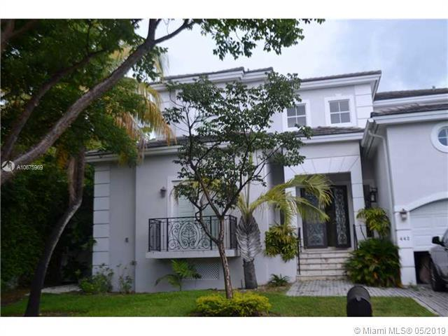 442 Ridgewood Rd, Key Biscayne, FL 33149 (MLS #A10675969) :: Prestige Realty Group