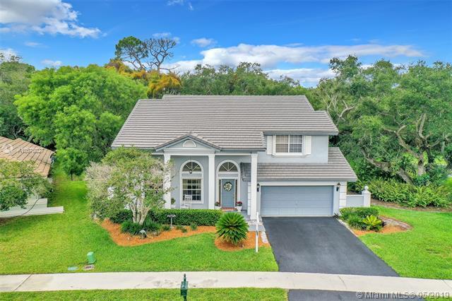 2141 SW 98th Ter, Davie, FL 33324 (MLS #A10676027) :: Green Realty Properties