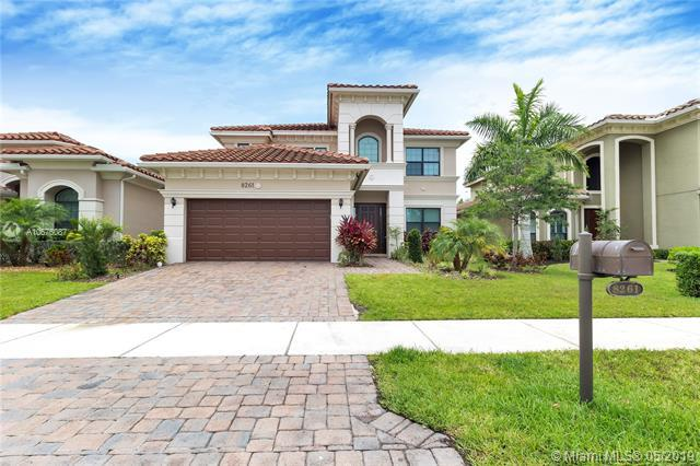 8261 Canopy Ter, Parkland, FL 33076 (MLS #A10676087) :: RE/MAX Presidential Real Estate Group