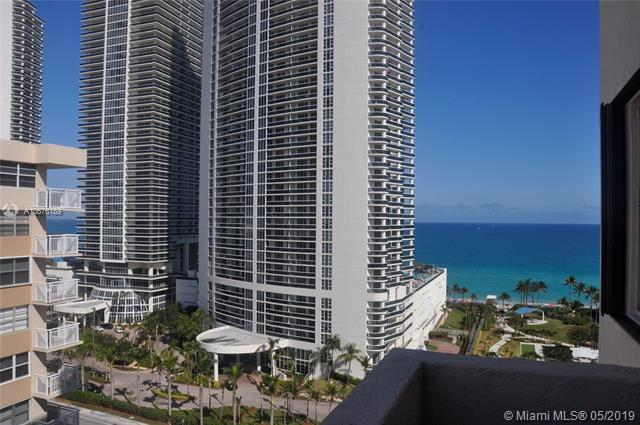 1865 S Ocean Dr 18E, Hallandale, FL 33009 (MLS #A10676189) :: The Paiz Group