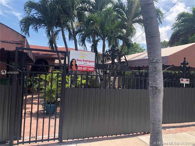 3170 SW 5th St, Miami, FL 33135 (MLS #A10676204) :: Grove Properties