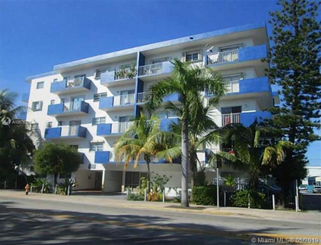 7101 Byron Ave #301, Miami Beach, FL 33141 (MLS #A10676355) :: Green Realty Properties